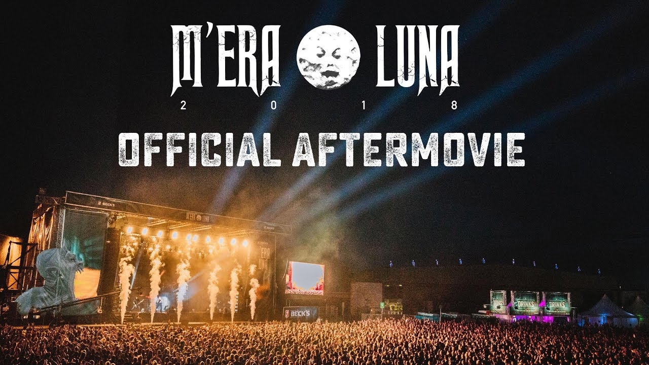 Official Aftermovie | M'era Luna 2018
