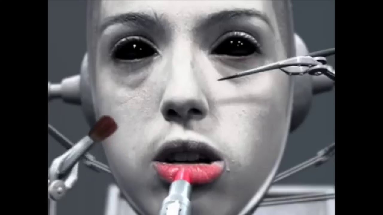VNV Nation - Illusion (Doll face by Andy Huang) HD Legendado