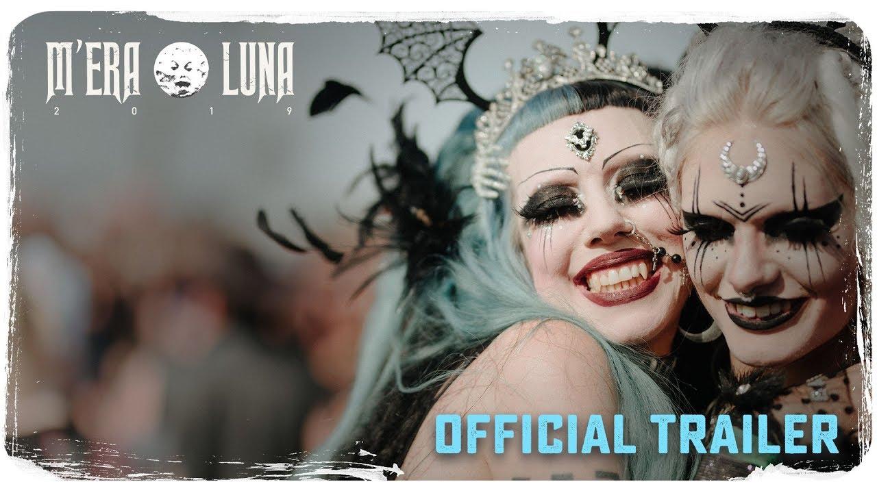 M'era Luna Festival 2019 (OFFICIAL TEASER)