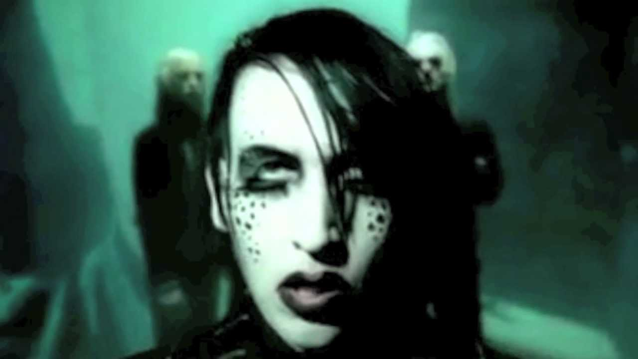 Depeche Mode vs Marilyn Manson Video Edit  -  Personal Jesus Electro Remix [Dj Fuego Video Edit]