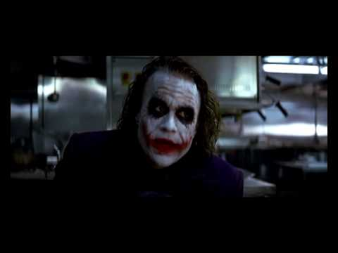 Joker - They're Coming To Take Me Away, Ha Haaa!