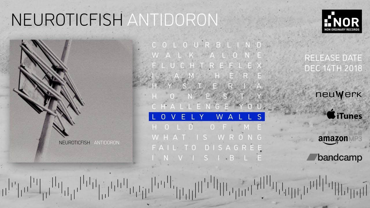 New Album ANTIDORON Preview