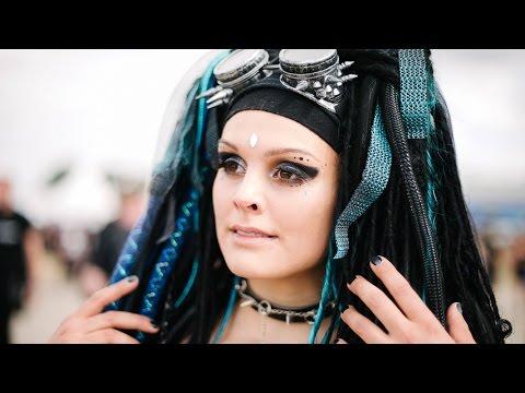 M'era Luna Festival 2016 Impressions + Industrial Dance | Ciwana Black