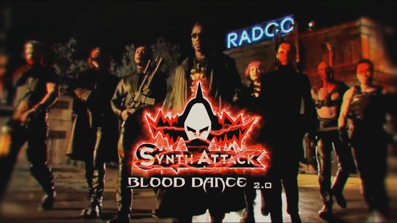SynthAttack - Blood Dance 2.0